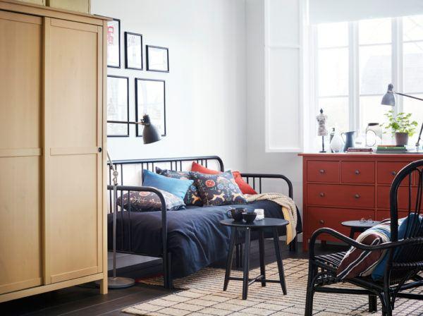decoracion-de-habitaciones-juveniles-ikea-sofacama