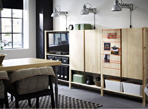 Ikea muebles de salon modulares top encantador ikea - Ikea modulos salon ...