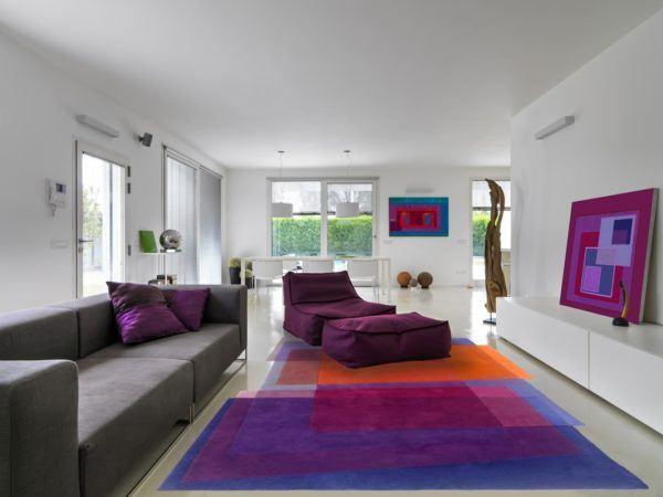 Los mejores colores que combinan con gris para decorar una casa - Que colores combinan con el lila ...
