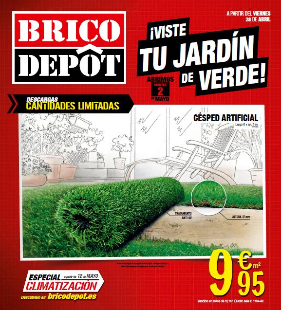 Cat Logo Brico Depot Mayo 2018