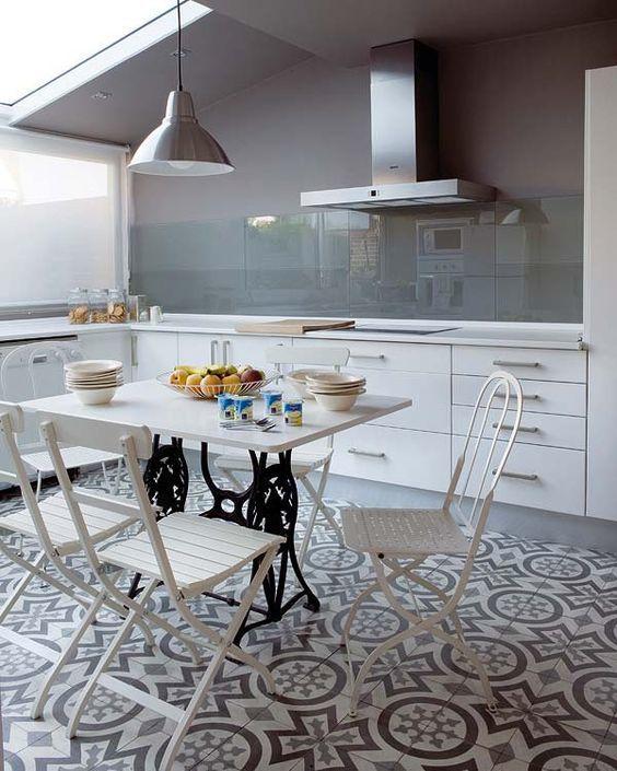 c mo decorar cocinas blancas y modernas 2018