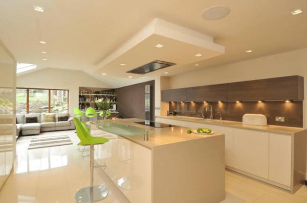 Modelos de cocinas modernas pequeas cocinas modernas con for Modelos de islas de cocina modernas