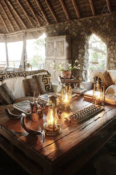 Decoración de salones coloniales: Colores, muebles y consejos ...