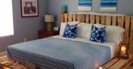 Ideas y diseños para hacer Muebles con palets | DIY