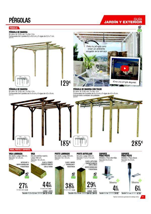 Toldos en brico depot great top cerraduras para puertas for Muebles de jardin bricodepot