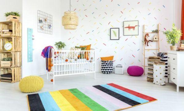 como-decorar-una-habitacion-de-bebe-istock