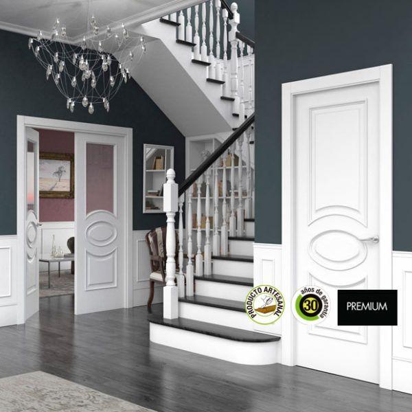 Diseños De Puertas De Interior 2019 Blancas De Madera