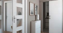 Diseños de Puertas de interior 2017 | Blancas, de madera, con cristal y rústicas