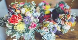 16 ideas decorativas de Jarrones con Flores