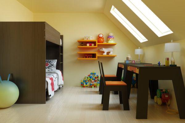 Consejos para decorar habitaciones pequenas doble altura
