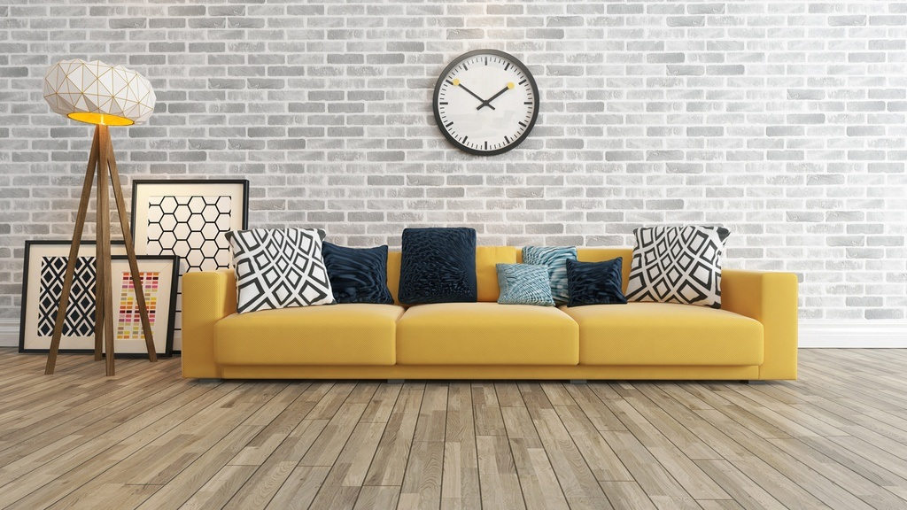 Ideas para decorar las paredes del salón - BlogHogar.com