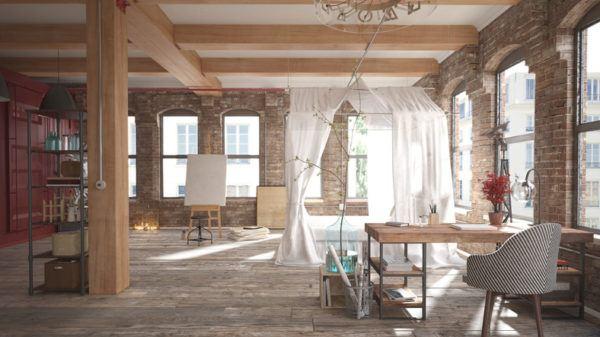 Ideas para decorar una habitacion de matrimonio grande estudio de trabajo