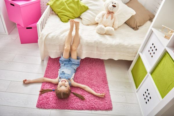 Ideas para decorar una pared infantil con poco dinero