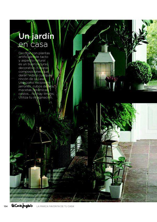 Cat logo de muebles el corte ingl s 2018 for Jardin y terraza el corte ingles