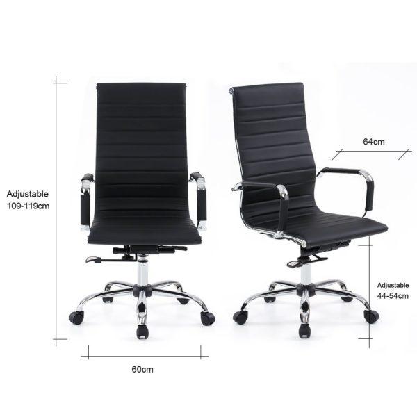 Las mejores sillas de oficina de 2018 calidad precio - Mejor silla de oficina ...