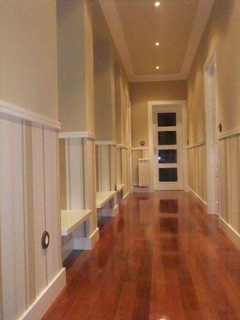 Decorar pasillo largo y estrecho excellent excellent - Como decorar un pasillo largo y estrecho ...
