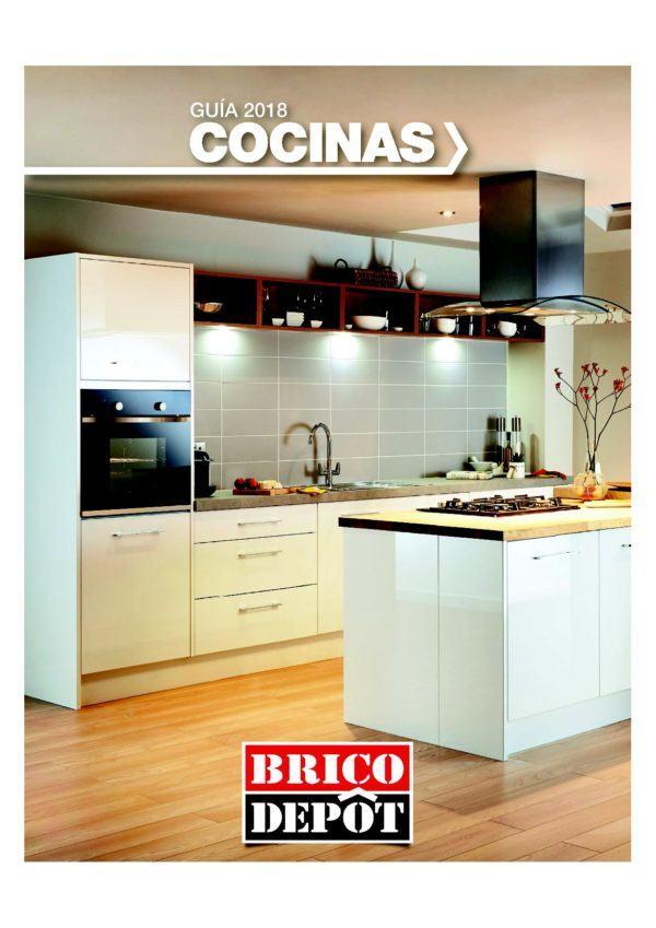 Catálogo Brico Depot Cocinas marzo 2018 - BlogHogar.com