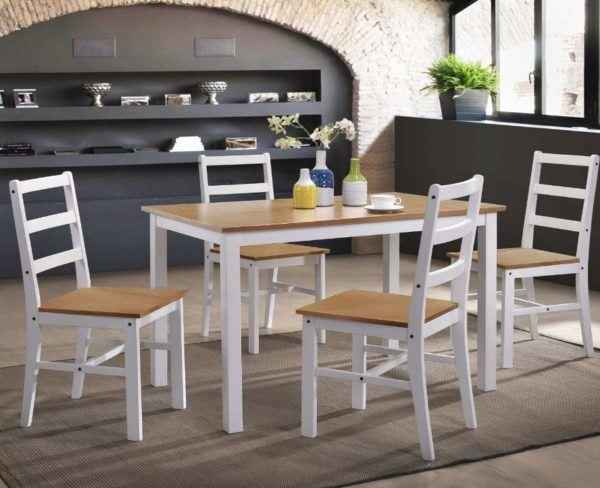 Dise os de cocina cat logo conforama cocinas 2018 for Oferta mesa y sillas