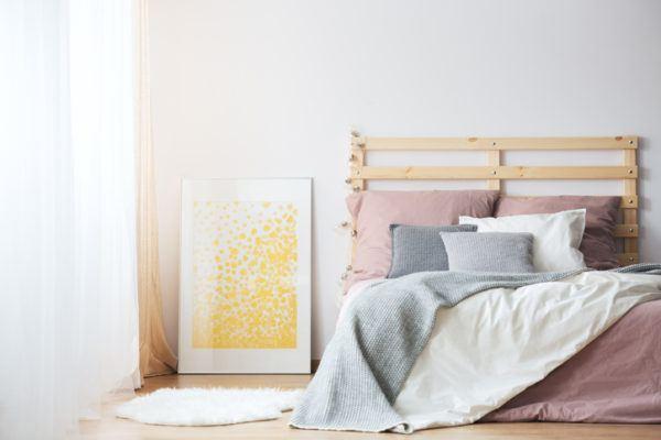 Colores neutros para la decoracion de habitaciones modernas
