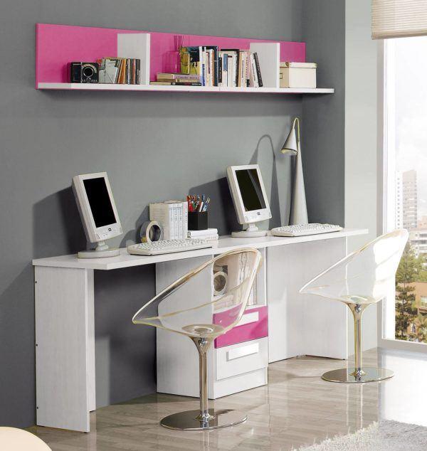 escritorio juveniles las mejores ideas originales y