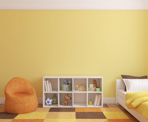 Colores habitaciones amarillo