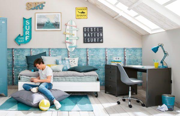 Los mejores colores que combinan con azul para decorar una - Mobile bebe maison du monde ...