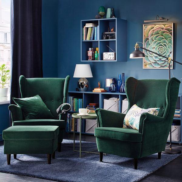 los mejores colores que combinan con azul para decorar una casa. Black Bedroom Furniture Sets. Home Design Ideas