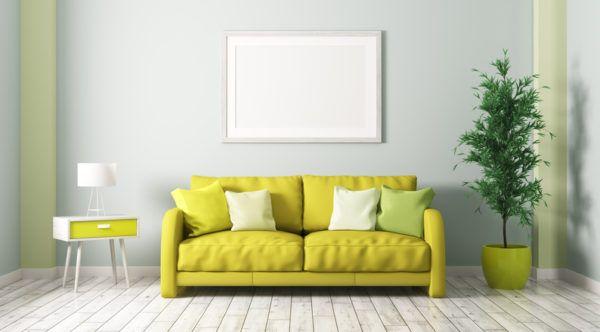 Colores que combinan con verde amarillo