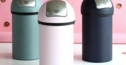 Cubos de basura según el estilo de tu cocina