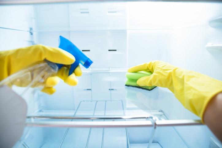 Como limpiar la nevera a fondo paso a paso