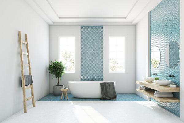 Decorar paneles decorativos baño