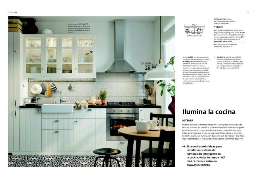 Cocinas IKEA 2020 - BlogHogar.com