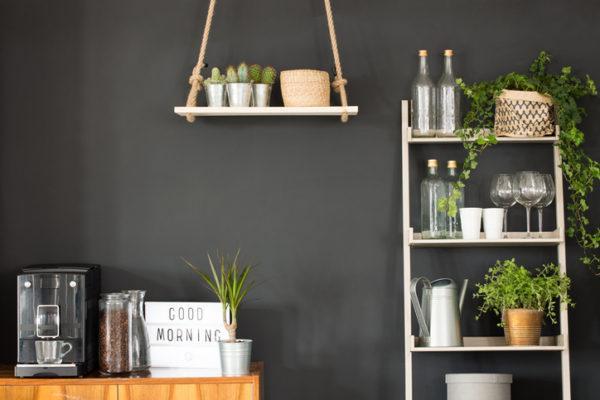 Decorar plantas cocina