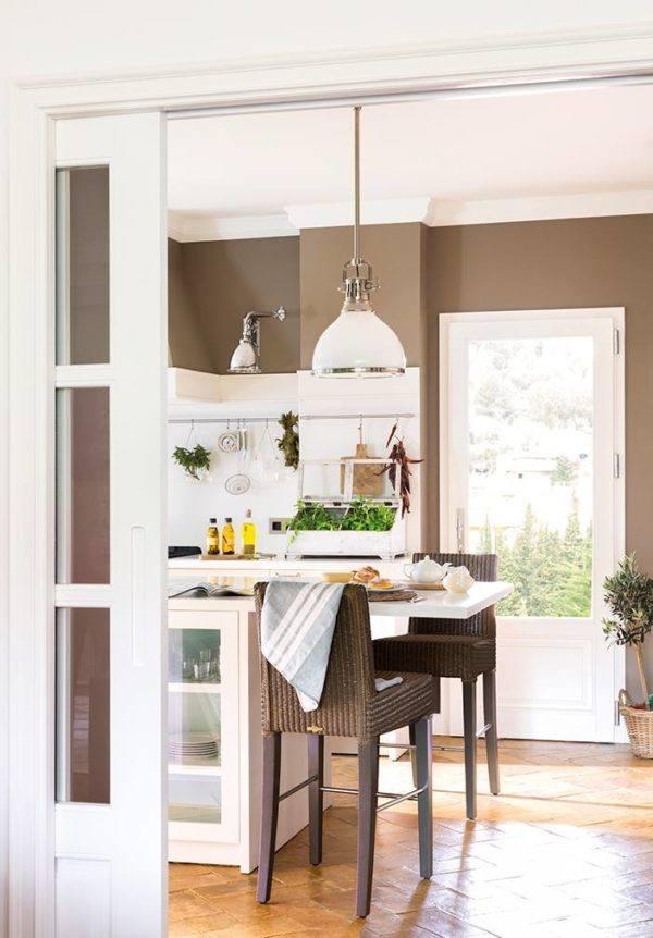 Cómo decorar cocinas con barra 2019 - BlogHogar.com