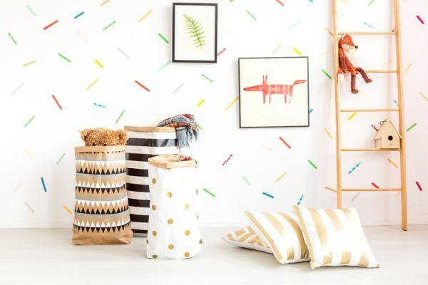 Como hacer una escalera decorativa diy 3