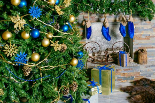 Colores de moda para la Navidad 2019